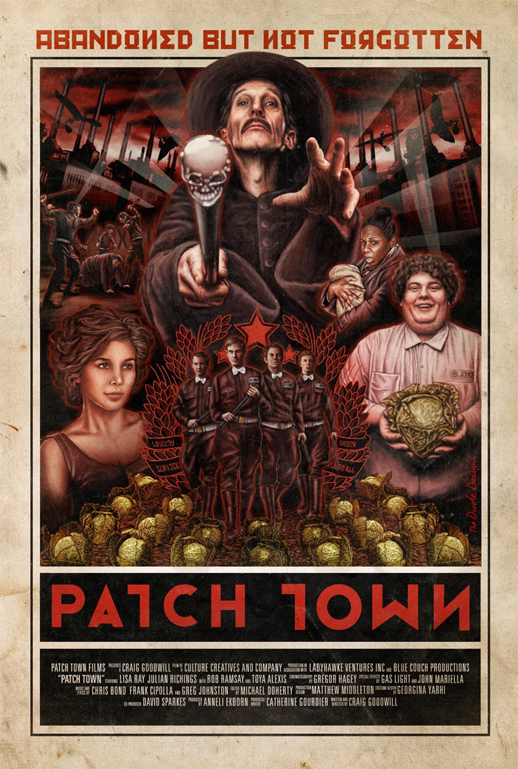 Patch Town Web