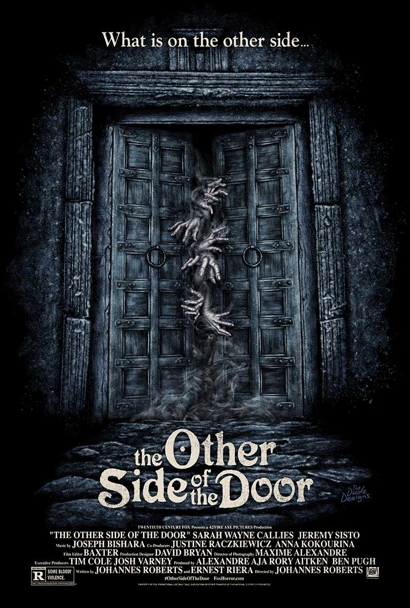 The Other Side of the Door movie poster 1 - The Dude designsThe Dude Designs.    sc 1 st  The Dude Designs & The Other Side of the Door movie poster 1 - The Dude designsThe Dude ...