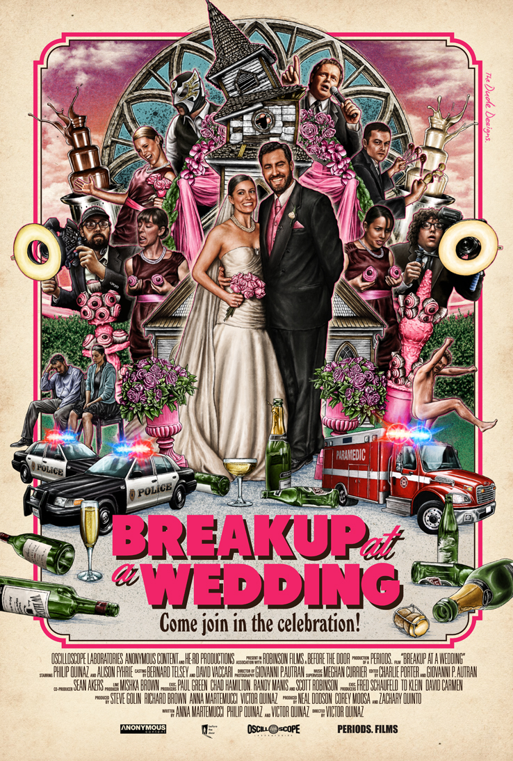 Break Up At A Wedding