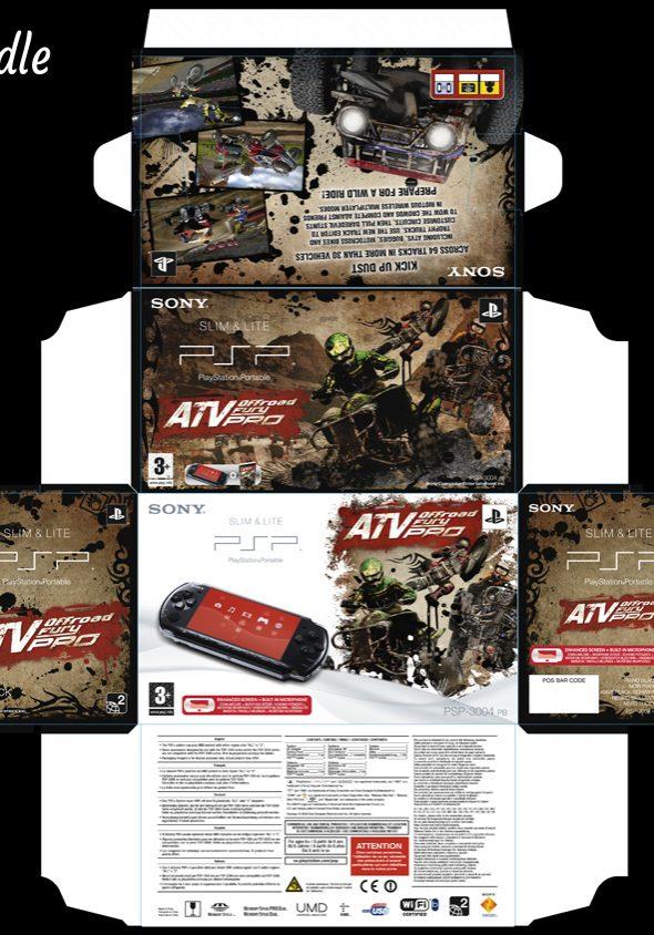 ATV bundle PSP3000