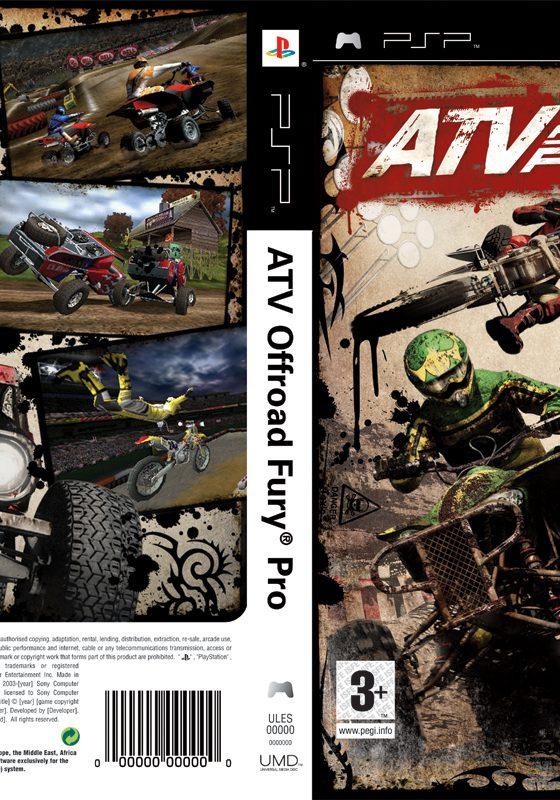 ATV psp Inlay