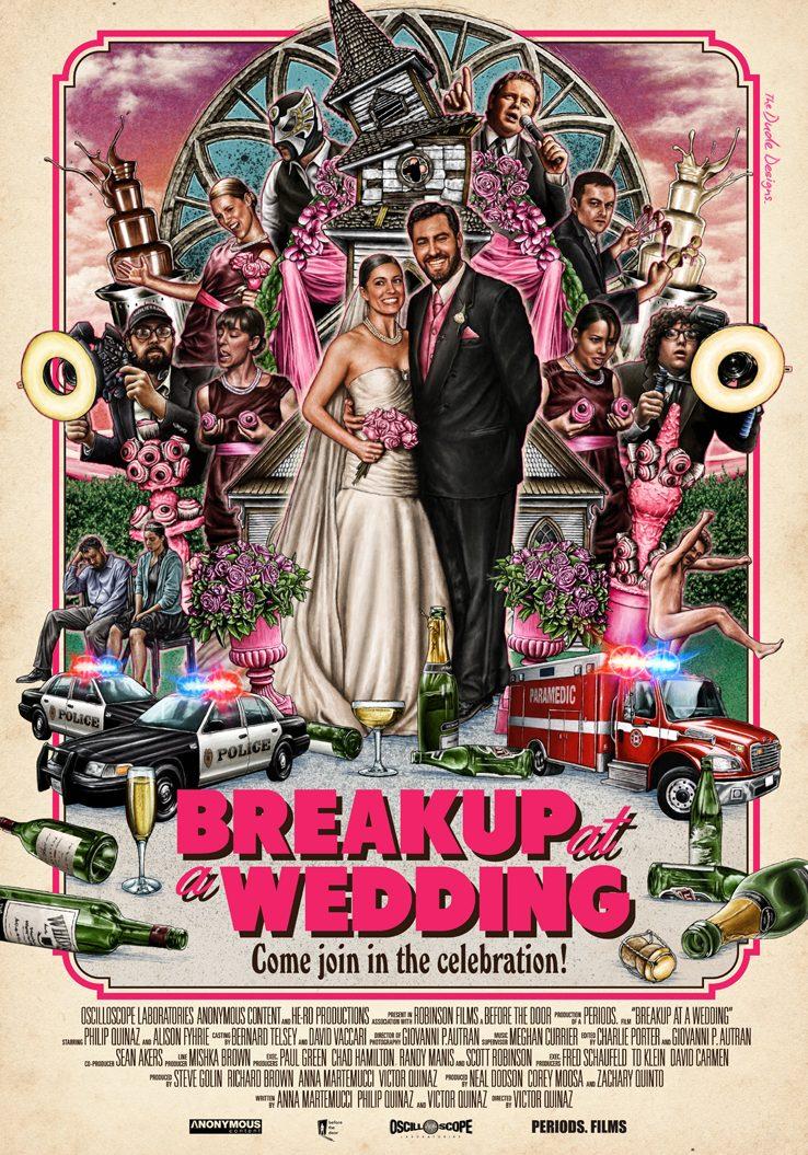Break Up At A Wedding