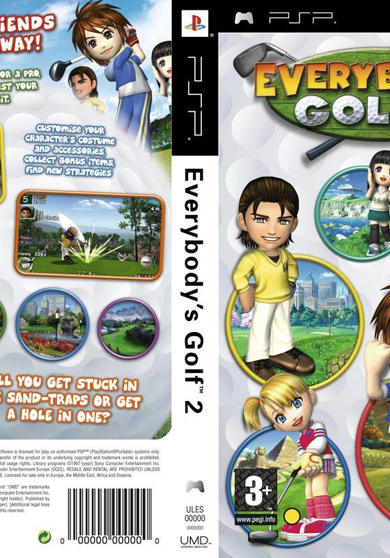 EBG2 PSP Inlay