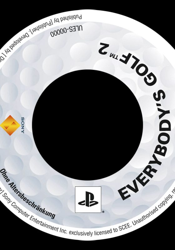 EBG2 UMD Disc