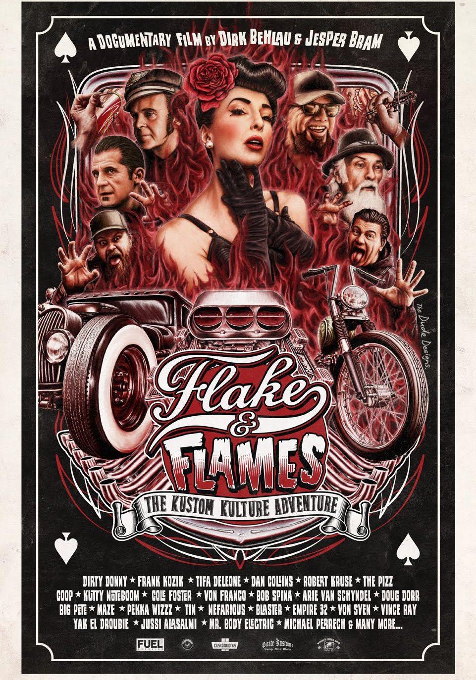 Flake & Flames