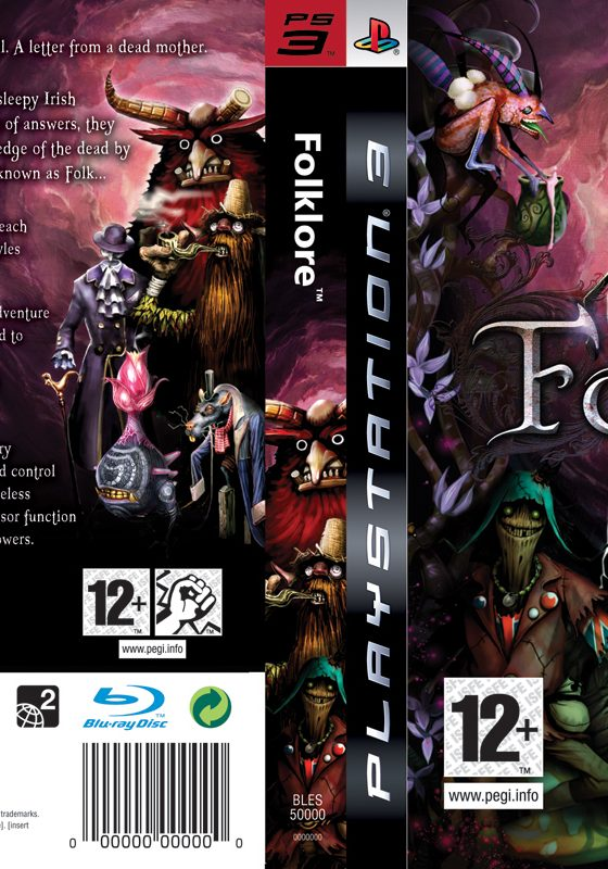 Folklore Inlay