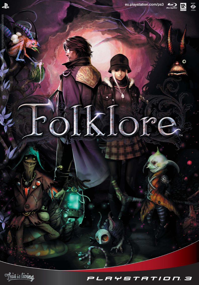 Folklore PS3 A2 Poster.indd