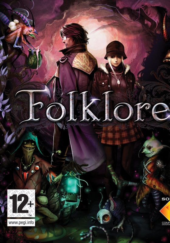 Folklore cover
