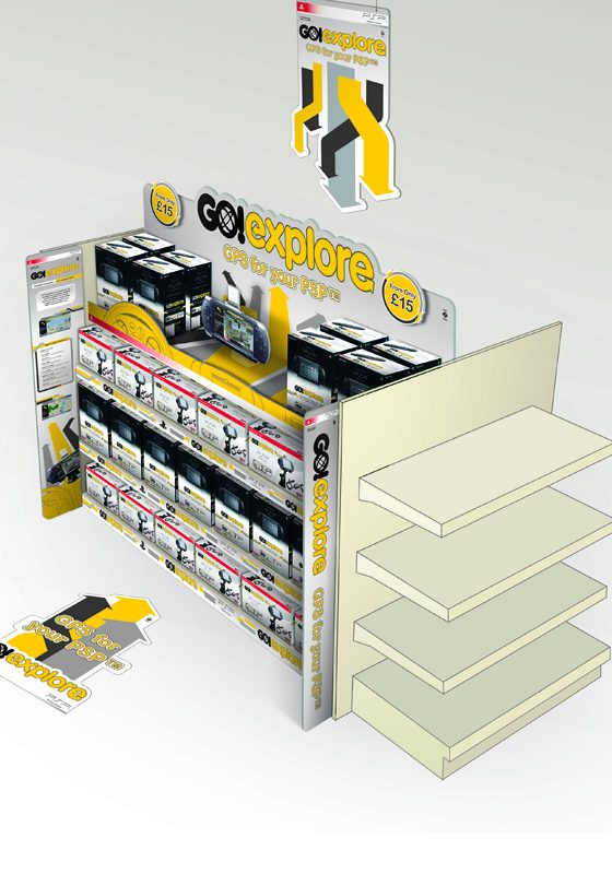 GO_3D Shelf unit_flat