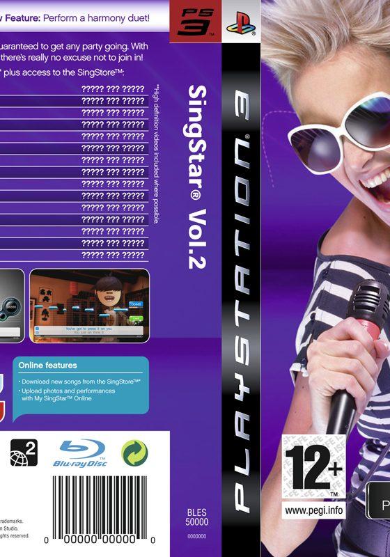 PS3 SS2 Inlay